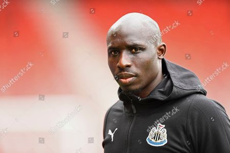 Mohamed Diame of Newcastle United during AFC Bournemouth vs Newcastle United, Premier League Football at the Vitality Stadium on 16th March 2019
