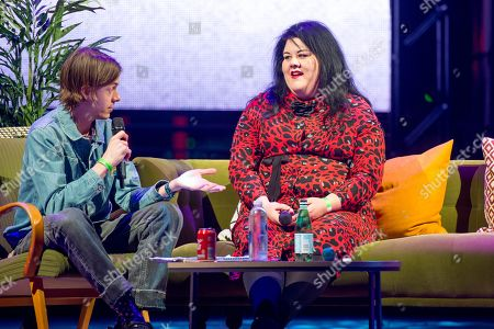 AVA London 2019 at Printworks - Amy Lame (London Night Tzar), Seamas O'Reilly