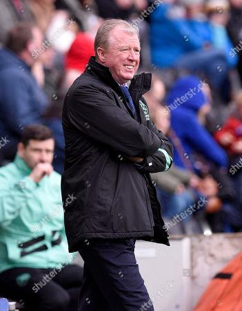 QPR Manager Steve McClaren
