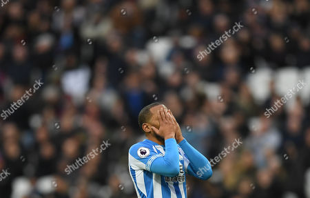 Stock Photo of Jason Puncheon of Huddersfield Town