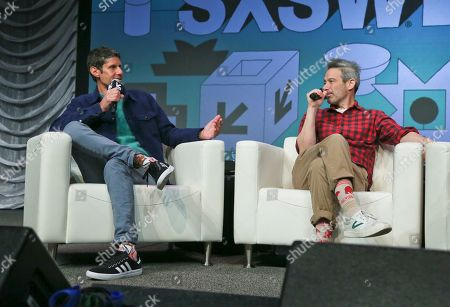 Editorial picture of 2019 SXSW - Adam Horovitz and Michael Diamond, Austin, USA - 15 Mar 2019