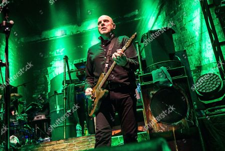 Stock Photo of The Stranglers - Barry Warne