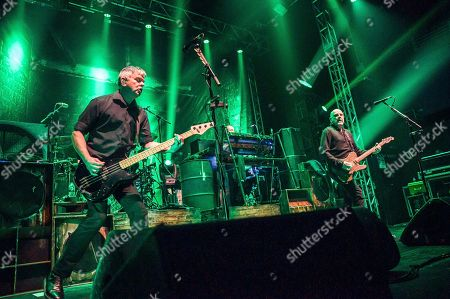 Stock Picture of The Stranglers - Barry Warne
