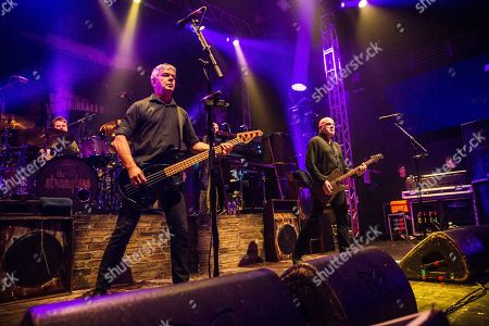 Editorial photo of The Stranglers in concert, o2 Academy Leeds, UK - 15 Mar 2019