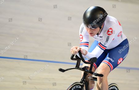 Dame Sarah Storey wins her 14th Track World Title
