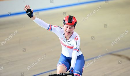 WC5 Scratch Race Final, Dame Sarah Storey claims another Worlds title