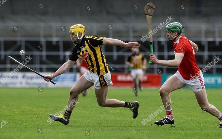 Kilkenny vs Cork. Kilkenny's Billy Ryan and Darren Browne of Cork