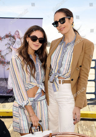 Editorial picture of Splendid x Gray Malin Collaboration Launch Party at the Santa Monica Pier, Los Angeles, USA - 15 Mar 2019