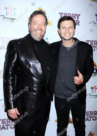 Editorial picture of Terry Fator 10th Anniversary 'America's Got Talent' Win celebration, Las Vegas, USA - 15 Mar 2019