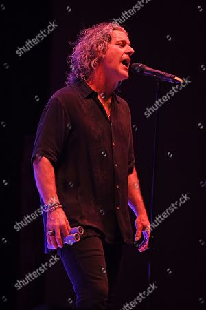 Editorial photo of Pablo Cruise in concert at the Crest Theatre, Old School Square, Delray Beach, USA - 15 Mar 2019