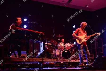 Editorial picture of Pablo Cruise in concert at the Crest Theatre, Old School Square, Delray Beach, USA - 15 Mar 2019