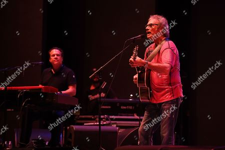 Editorial image of Pablo Cruise in concert at the Crest Theatre, Old School Square, Delray Beach, USA - 15 Mar 2019