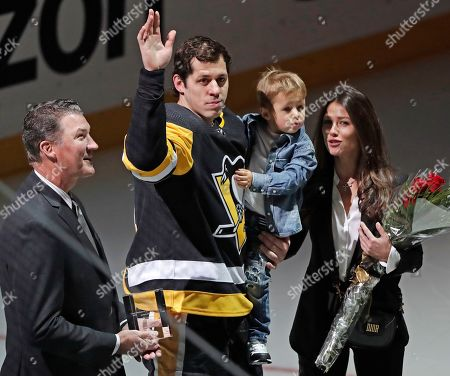 Editorial picture of Blues Penguins Hockey, Pittsburgh, USA - 16 Mar 2019