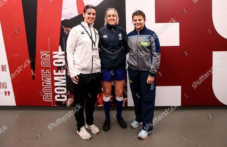 Editorial photo of Women's Six Nations Championship Round 5, Twickenham, London, England  - 16 Mar 2019