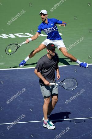Editorial photo of Tennis, Indian Wells, USA - 16 Mar 2019