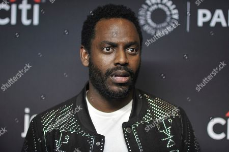 "Baron Vaughn attends the 36th Annual PaleyFest ""Grace and Frankie"" at the Dolby Theatre, in Los Angeles"