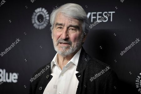 """Sam Waterston attends the 36th Annual PaleyFest """"Grace and Frankie"""" at the Dolby Theatre, in Los Angeles"""