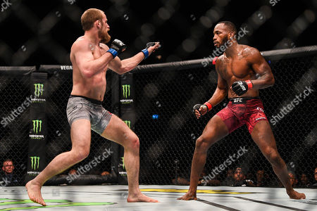 Editorial picture of UFC Fight Night at O2 Arena, London, UK - 16 Mar 2019