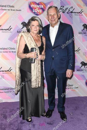 Editorial image of Keep Memory Alive Power Of Love Gala, Las Vegas, USA - 16 Mar 2019