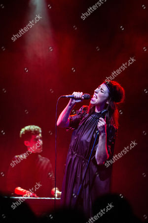 Stock Picture of Kimbra