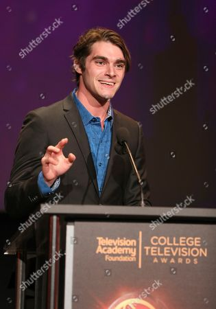 Editorial image of 39th College Television Awards - Show, North Hollywood, USA - 16 Mar 2019