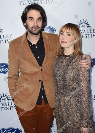 Alex Ross Perry attends the 2019 Sun Valley Film Festival Vision Dinner presented by Ford held at The Roundhouse in Sun Valley, ID