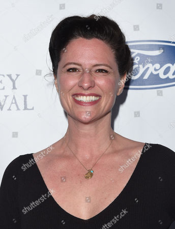 Stock Picture of Jennifer Lafleur attends the 2019 Sun Valley Film Festival Vision Dinner presented by Ford held at The Roundhouse in Sun Valley, ID