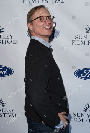 Jim Burke attends the 2019 Sun Valley Film Festival Vision Dinner presented by Ford held at The Roundhouse in Sun Valley, ID