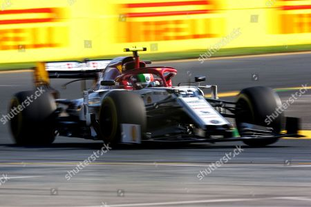 Australian Grand Prix Race Stock Photos (Exclusive