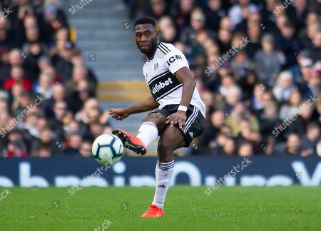 Timothy Fosu-Mensah of Fulham in action