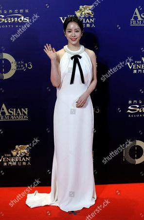 Editorial photo of Asian Film Awards, Hong Kong, Hong Kong - 17 Mar 2019