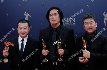 Editorial image of Asian Film Awards, Hong Kong, Hong Kong - 17 Mar 2019