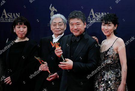 Editorial image of Asian Film Awards, Hong Kong, Hong Kong - 17 Mar 2019