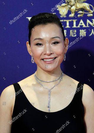 Editorial picture of Asian Film Awards, Hong Kong, Hong Kong - 17 Mar 2019