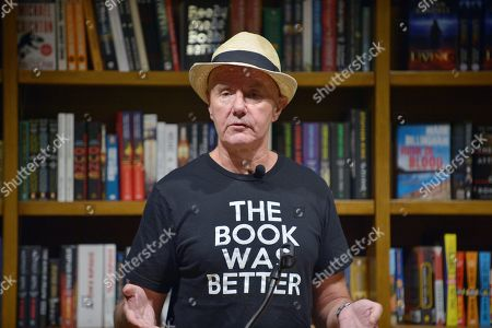 Stock Picture of Irvine Welsh