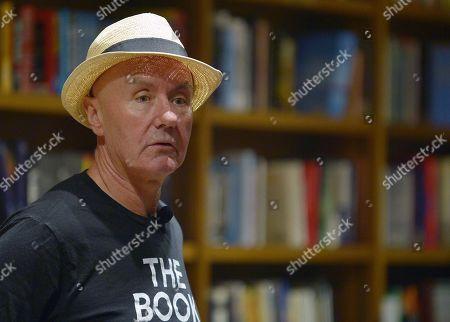 Stock Photo of Irvine Welsh