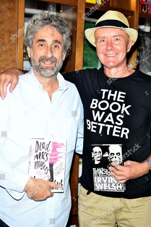Mitchell Kaplan and Irvine Welsh