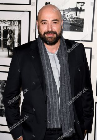 Editorial photo of Bleecker Street and ShivHans Pictures host a special screening of 'Hotel Mumbai', After Party, New York, USA - 17 Mar 2019