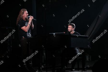 Editorial image of Pablo Alboran in concert, Miami, USA - 16 Mar 2019