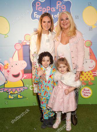 Editorial photo of Peppa Pig 'Festival of Fun' film screening, London, UK - 17 Mar 2019