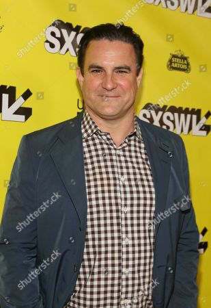 """Stock Picture of Mark Vahradian arrives for the world premiere of """"Pet Sematary"""" at the Paramount Theatre during the South by Southwest Film Festival, in Austin, Texas"""