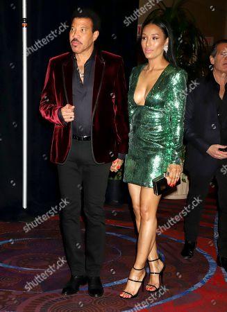 Lionel Richie, Lisa Parigi