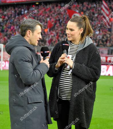 Editorial image of Football: Germany, 1. Bundesliga, München - 17 Mar 2019