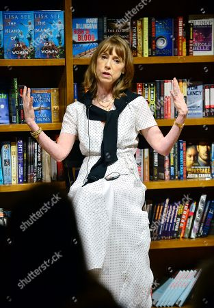 """Author Lisa See speak and sign copies of her new book """"The Island of Sea Women"""" at Books and Books Gables"""
