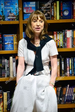 Editorial image of Lisa See 'The Island of Sea Women' book signing, Coral Gables, USA - 16 Mar 2019