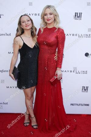 Jennifer Meyer and Kate Hudson