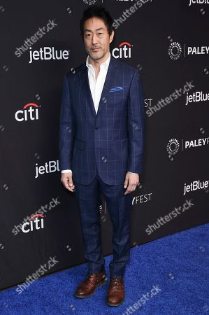 "Kenneth Choi attends the 36th Annual PaleyFest ""9-1-1"" at the Dolby Theatre, in Los Angeles"