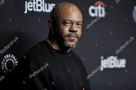 "Rockmond Dunbar attends the 36th Annual PaleyFest ""9-1-1"" at the Dolby Theatre, in Los Angeles"