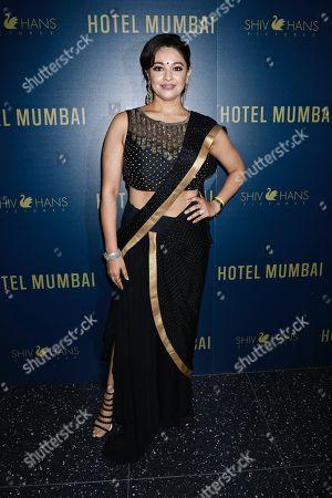 Stock Photo of Pooja Kumar