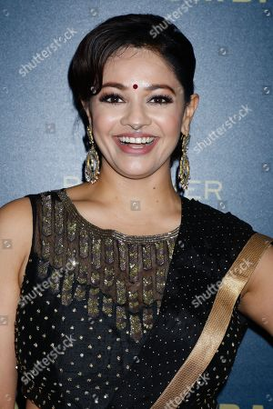 Editorial image of Bleecker Street and ShivHans Pictures host a special screening of 'Hotel Mumbai', Arrivals, New York, USA - 17 Mar 2019
